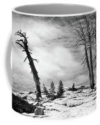 Hiking The Rim, Yosemite Coffee Mug