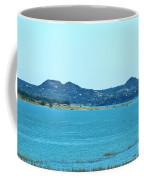 Hill Country Lake Coffee Mug