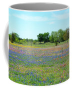 Hill Country Pastel Panorama Coffee Mug