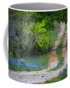 Hill Country Road Coffee Mug