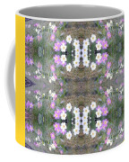 Hill Of Flowers Double Coffee Mug