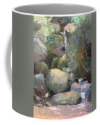 Hill Side Spring Coffee Mug