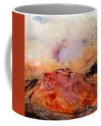 Hills In The Autumn Coffee Mug