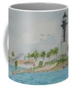 Hillsborough Lighthouse Coffee Mug
