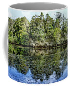 Hillsborough River Panorama 1 Coffee Mug