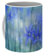 Hillside Blues Coffee Mug by Priska Wettstein