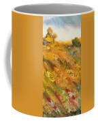 Hillside Flowers II Coffee Mug