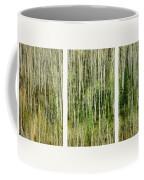 Hillside Forest Coffee Mug by Priska Wettstein