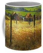Hillside In Fall Jalaksova, Slovakia Coffee Mug