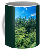 Hillside In Indonesia Coffee Mug