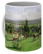 Hillside Of Vesinet Coffee Mug