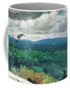 Hilly Landscape Coffee Mug