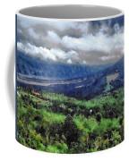 Hilly Terrain Coffee Mug