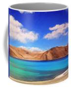 Himalayan Lake Coffee Mug