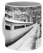 Himalayan Winter Scene Coffee Mug