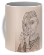 Himba Girl In Nambia Coffee Mug