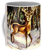 Hinds Feet Coffee Mug