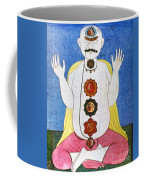 Hindu Chakras Wheels Coffee Mug