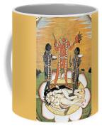Hindu Goddess: Kali Coffee Mug