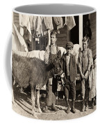 Hine: Child Labor, 1908 Coffee Mug