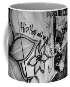Hip Hop We Don't Stop Coffee Mug