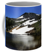 Hiram Peak Glaciers Coffee Mug
