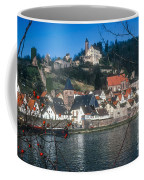 Hirschhorn Village On The Neckar Coffee Mug