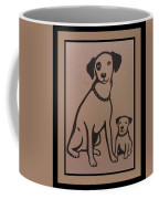 His Masters Voice - Nipper And Chipper Coffee Mug