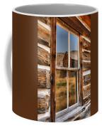 Historic Bannack Mining Reflections Coffee Mug