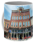 Historic Buildings Deadwood South Dakota Coffee Mug