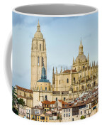 Historic City Of Segovia Coffee Mug