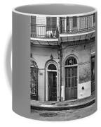 Historic Entrances Bw Coffee Mug