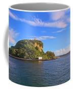 Historic Lighthouse On Chijin Island Coffee Mug