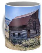 Historic More Barn Coffee Mug