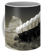 Historic Oregon Trail - Vintage Photo Art Print Coffee Mug