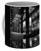 Historic Seagram Building - New York City Coffee Mug