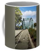 Historic South Washington St. Bridge Binghamton Ny Coffee Mug