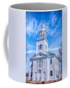 Historical Old First Church Coffee Mug