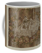Historical Printed Textile Coffee Mug