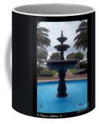 Historical Saint Marys Water Fountain Coffee Mug