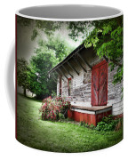 Historical Train Station In Belle Mina Alabama Coffee Mug