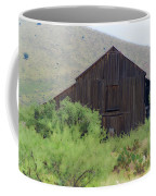 History In A Barn Coffee Mug