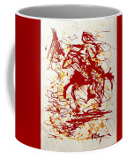 History In Blood Coffee Mug
