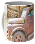 History On Wheels Coffee Mug