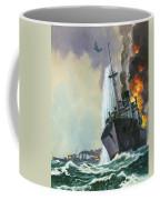 Hk Thirty Three  The Deadly Penguin Coffee Mug
