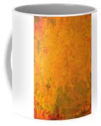 Hkf Yellow Planet Surface Coffee Mug
