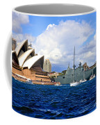 Hmas Adelaide Helps Sydney Celebrate Coffee Mug