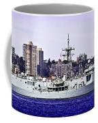 Hmas Darwin Ffg 04 Coffee Mug