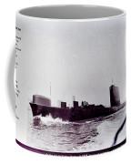 Hmas Onslow History Coffee Mug