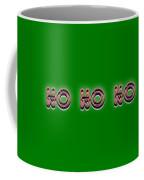 Ho Ho Ho Christmas Tee Coffee Mug